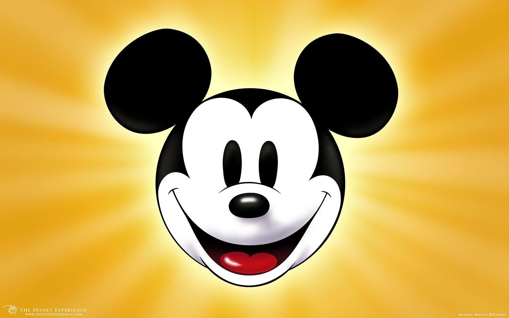 Mickey Mouse para colorear dibujos
