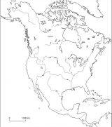 América del Norte para colorear (16/53)