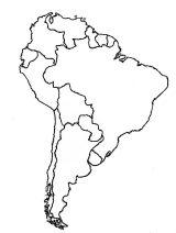 América del Norte para colorear (18/53)