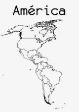 América del Norte para colorear (20/53)