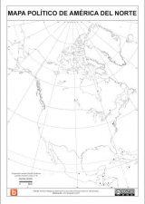 América del Norte para colorear (32/53)