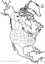 América del Norte para colorear (34/53)