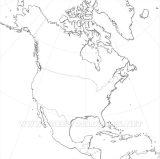 América del Norte para colorear (44/53)