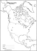 América del Norte para colorear (47/53)