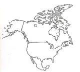 América del Norte para colorear (50/53)