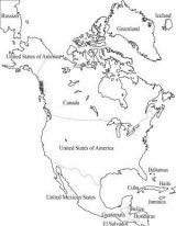 América del Norte para colorear (53/53)