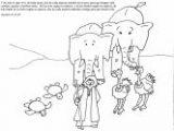 El arca de Noé para colorear (10/16)
