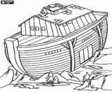 El arca de Noé para colorear (15/16)