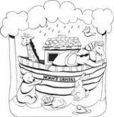 Dibujos del arca de Noé para colorear (16/16)