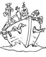 El arca de Noé para pintar (2/16)