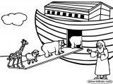 El arca de Noé para pintar (8/16)