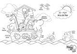El arca de Noé para pintar (15/16)
