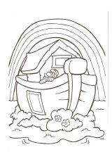 El arca de Noé para pintar (16/16)