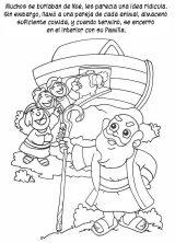 Dibujos de el arca de Noé para niños (9/23)