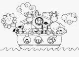 Dibujos de el arca de Noé para niños (15/23)