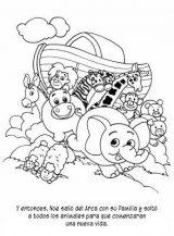 Dibujos de el arca de Noé para niños (16/23)