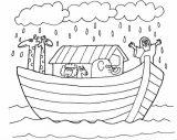 Dibujos de el arca de Noé para niños (19/23)