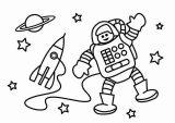 Astronauta para colorear (51/59)