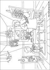 Imágenes de Caillou para imprimir (3/23)