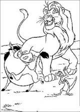 Imágenes de el rey león para dibujar (7/20)