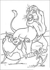 Imágenes de el rey león para dibujar (9/20)
