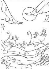 Imágenes de el rey león para dibujar (14/20)