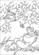 Imágenes de el rey león para dibujar (16/20)
