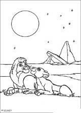 Imágenes de el rey león para dibujar (18/20)