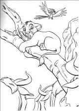 Dibujos de el rey león para imprimir (3/13)