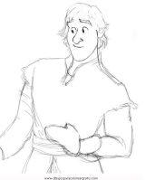 Dibujos para colorear de Frozen (6/12)