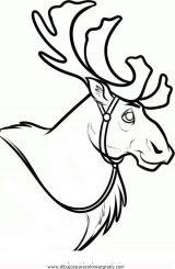 Dibujos para colorear de Frozen (12/12)