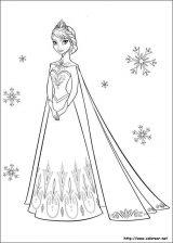 imagenes de Frozen para colorear (1/12)