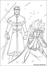 imagenes de Frozen para colorear (2/12)