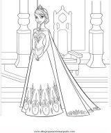 Dibujos para pintar de Frozen (13/13)