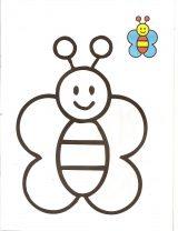 abejas para dibujar (15/20)
