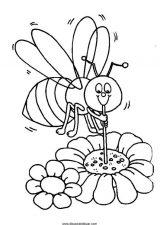 abejas para dibujar (18/20)