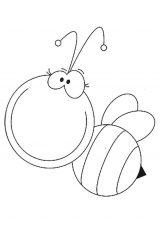 abejas para dibujar (19/20)