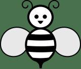 dibujos de abejas para colorear (13/16)