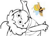 dibujos de abejas para niños (5/8)