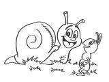 imagenes de caracoles para dibujar (5/16)