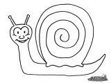 imagenes de caracoles para imprimir (2/8)