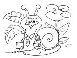 imagenes de caracoles para imprimir (3/8)