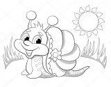 dibujos de caracoles para colorear (9/20)
