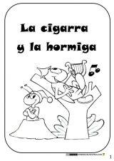 Cigarras para pintar (1/24)