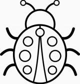Escarabajos para colorear (4/12)