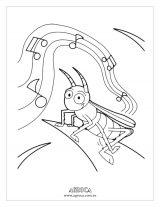 Grillos para dibujar fáciles (9/20)