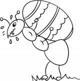 Hormigas para colorear (14/16)