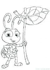 Dibujos de hormigas para colorear (4/16)
