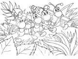 Imágenes de hormigas para colorear (4/16)