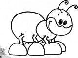 Imágenes de hormigas para colorear (8/16)